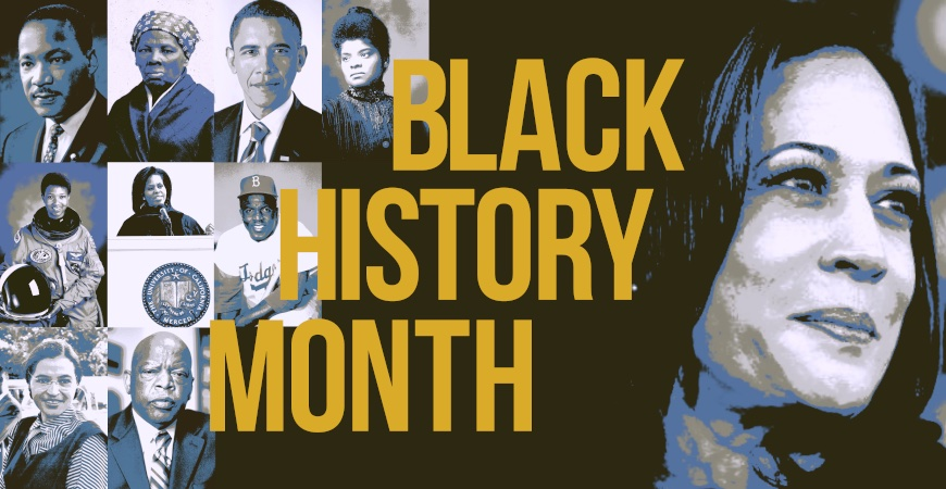 Celebrate Black History Month by learning about the good work being done on campus.