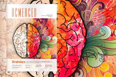 UC Merced Magazine Spring 2016 issue